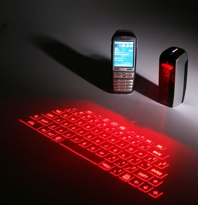 Virtual wireless keren untuk keyboard qwerty HP