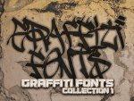 font lucu dan unik graffiti