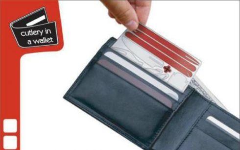 gadget garpu dalam dompet