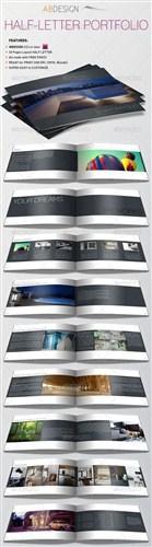 GraphicRiver-Half-Letter-Portfolio